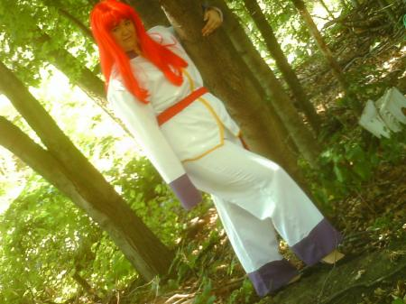 Kurama from Yu Yu Hakusho