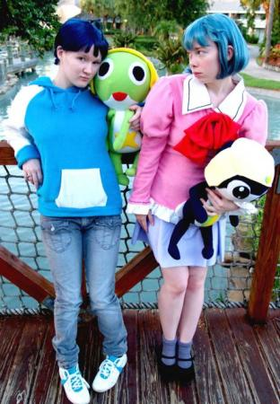 Fuyuki from Keroro Gunsou worn by MarysLittleLamb