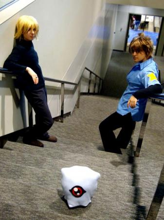 Taichi Yagami from Digimon Adventure worn by Heroic