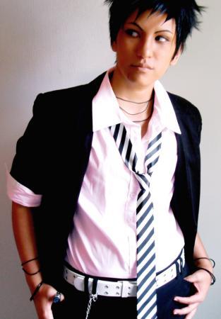 Takeshi Yamamoto from Katekyo Hitman Reborn! worn by Heroic