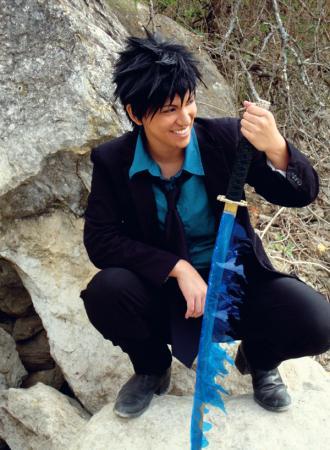 Takeshi Yamamoto from Katekyo Hitman Reborn! worn by Hero