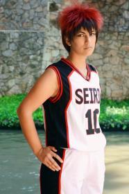 Taiga Kagami from Kuroko's Basketball worn by Heroic