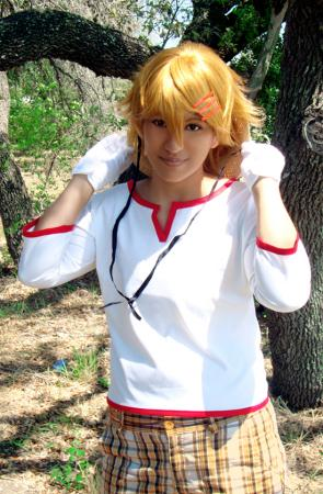 Finnian from Black Butler worn by Hero