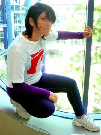 Ryo Sanada from Ronin Warriors worn by Hero