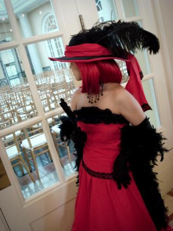 Madam Red from Black Butler