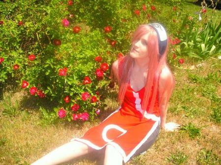 Sakura Haruno from Naruto worn by ChelseaHavoc