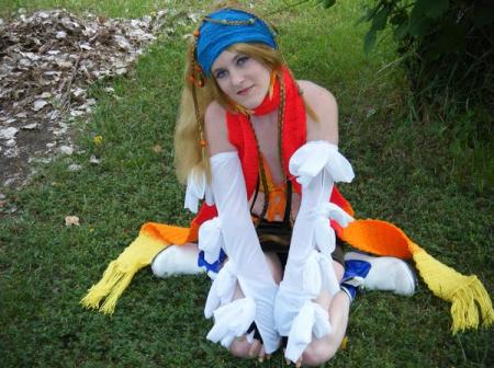 Rikku from Final Fantasy X-2 worn by ChelseaHavoc