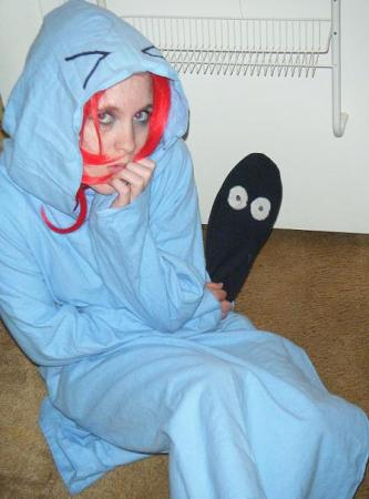Wobbuffet / Sonansu from Pokemon worn by ChelseaHavoc
