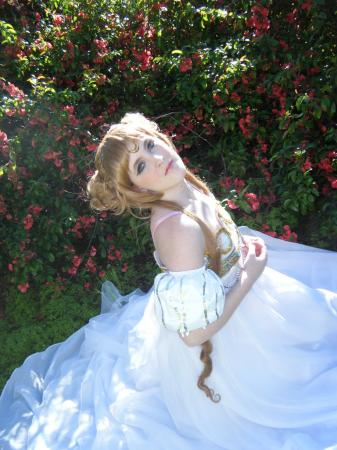Princess Serenity from Sailor Moon worn by ChelseaHavoc
