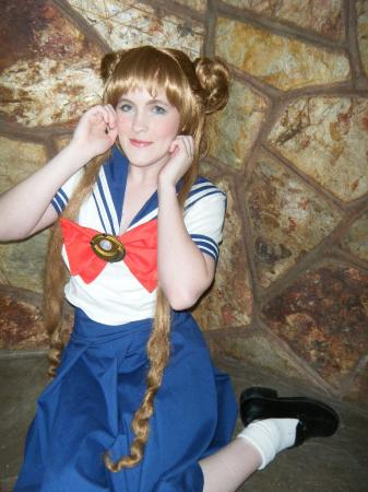 Usagi Tsukino worn by ChelseaHavoc