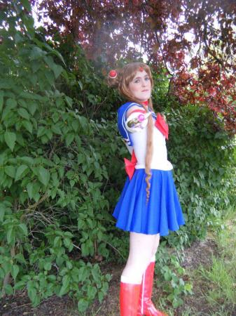 Sailor Moon from Sailor Moon worn by ChelseaHavoc