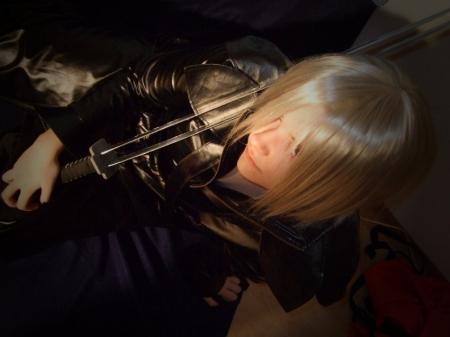Kadaj from Final Fantasy VII: Advent Children