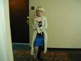 Margarete from Shadow Hearts worn by Kadabra