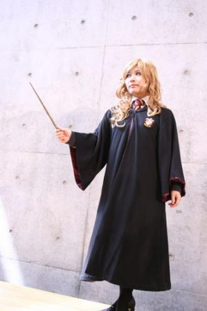 Hermione Granger from Harry Potter worn by Shion Himemiya