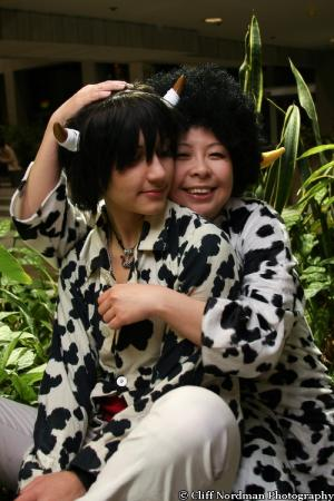 Lambo from Katekyo Hitman Reborn! worn by Gollypog