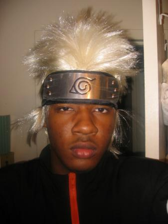 Naruto Uzumaki from Naruto Shipp&#363;den worn by Pikaman206