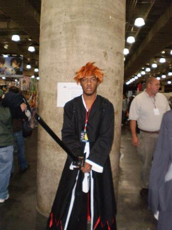 Ichigo Kurosaki from Bleach worn by Pikaman206