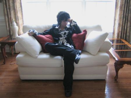 Lambo from Katekyo Hitman Reborn! worn by Ryo