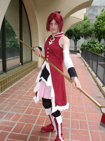 Ky&#333;ko Sakura from Madoka Magica worn by Yasonoj