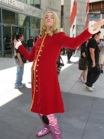 Funny Valentine from Steel Ball Run worn by Yasonoj