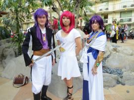 Sinbad from Magi Labyrinth of Magic worn by Yasonoj