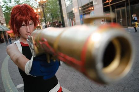 Gene Starwind from Outlaw Star worn by Yasonoj