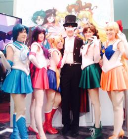 Tuxedo Kamen from Sailor Moon  by Yasonoj