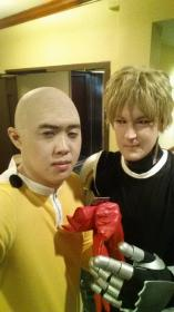 Genos from One Punch Man worn by Yasonoj