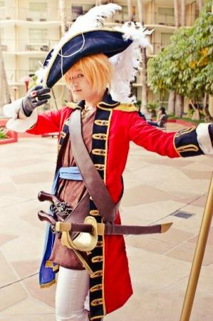 UK / England / Arthur Kirkland from Axis Powers Hetalia worn by Constants