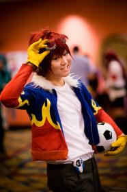 Davis / Daisuke Motomiya from Digimon Adventure 02 worn by Constants
