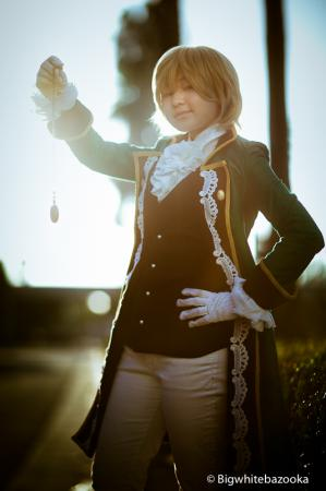 Jack Bezarius from Pandora Hearts worn by Constants