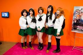 Miho Nishizumi from Girls und Panzer worn by Constants