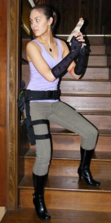 Sheva Alomar from Resident Evil 5 worn by Kyoboatvfxq
