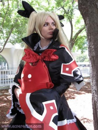 Rachel Alucard from BlazBlue: Calamity Trigger worn by Princess Mekare