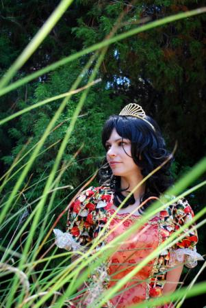 Mushroom Princess from Original: Lolita worn by Princess Mekare