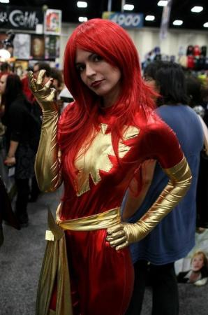 Dark Phoenix from Marvel vs Capcom 3 worn by Princess Mekare