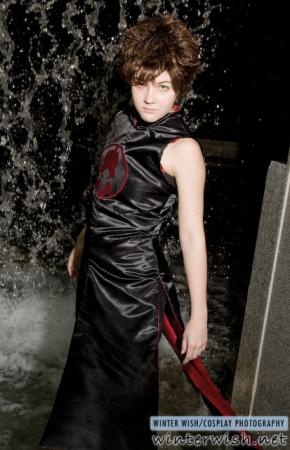 Syaoran from Tsubasa: Reservoir Chronicle worn by Bekalou