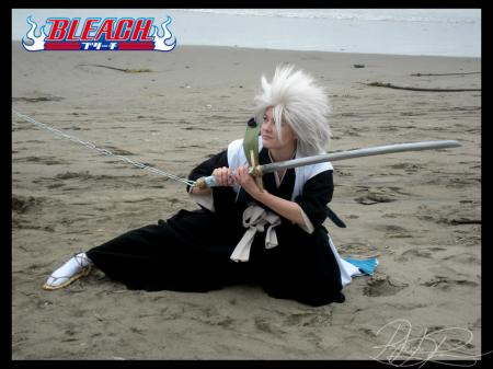 Toushiro Hitsugaya from Bleach worn by Bekalou