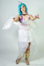 Princess Celestia from My Little Pony Friendship is Magic