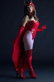 Scarlet Witch from Avengers, The worn by Holly Gloha
