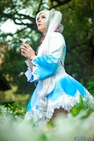 Weiss Schnee from RWBY by Holly Gloha