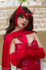 Scarlet Witch from Avengers, The by Holly Gloha