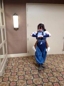Korra from Legend of Korra, The worn by CCGreyWitch