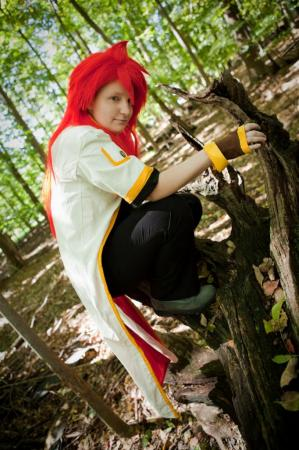 Luke fon Fabre from Tales of the Abyss worn by CCGreyWitch