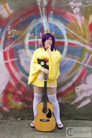 Terakado Tsuu from Gintama worn by JadeKat