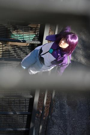 Tieria Erde from Mobile Suit Gundam 00