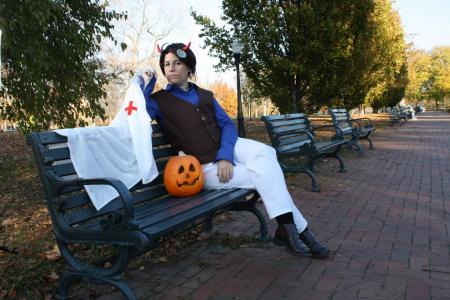 Austria / Roderich Edelstein from Axis Powers Hetalia