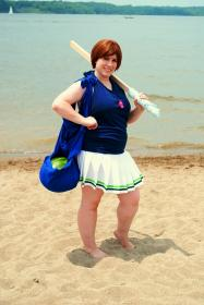 Aida Riko from Kuroko's Basketball worn by JadeKat