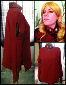 Sauron from The Silmarillion worn by JadeKat