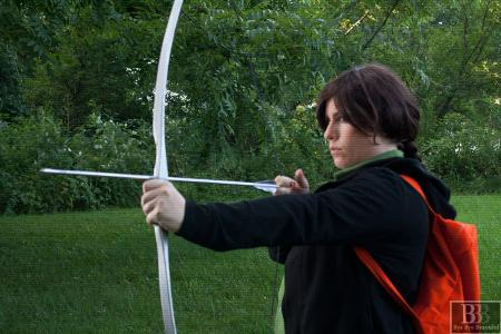 Katniss Everdeen from Hunger Games, The